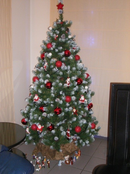 Sophie, Mon beau sapin traditionnel